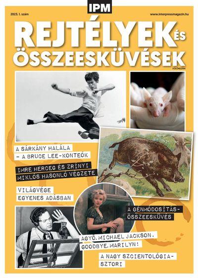 IPM REJTÉLYEK ÉS ÖSSZEESKÜVÉSEK 2020/2